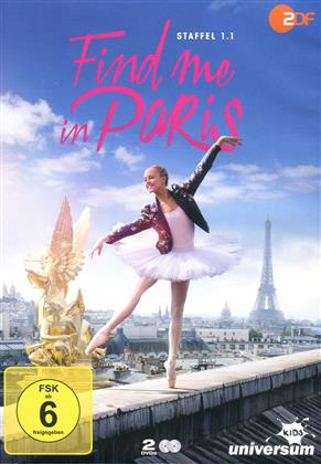 Find me in Paris - Staffel 1.1 (2 DVDs)