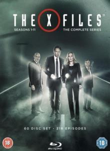 The X-Files - Seasons 1-11 (60 Blu-rays)
