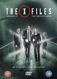 The X-Files - Seasons 1-11 (59 DVDs)