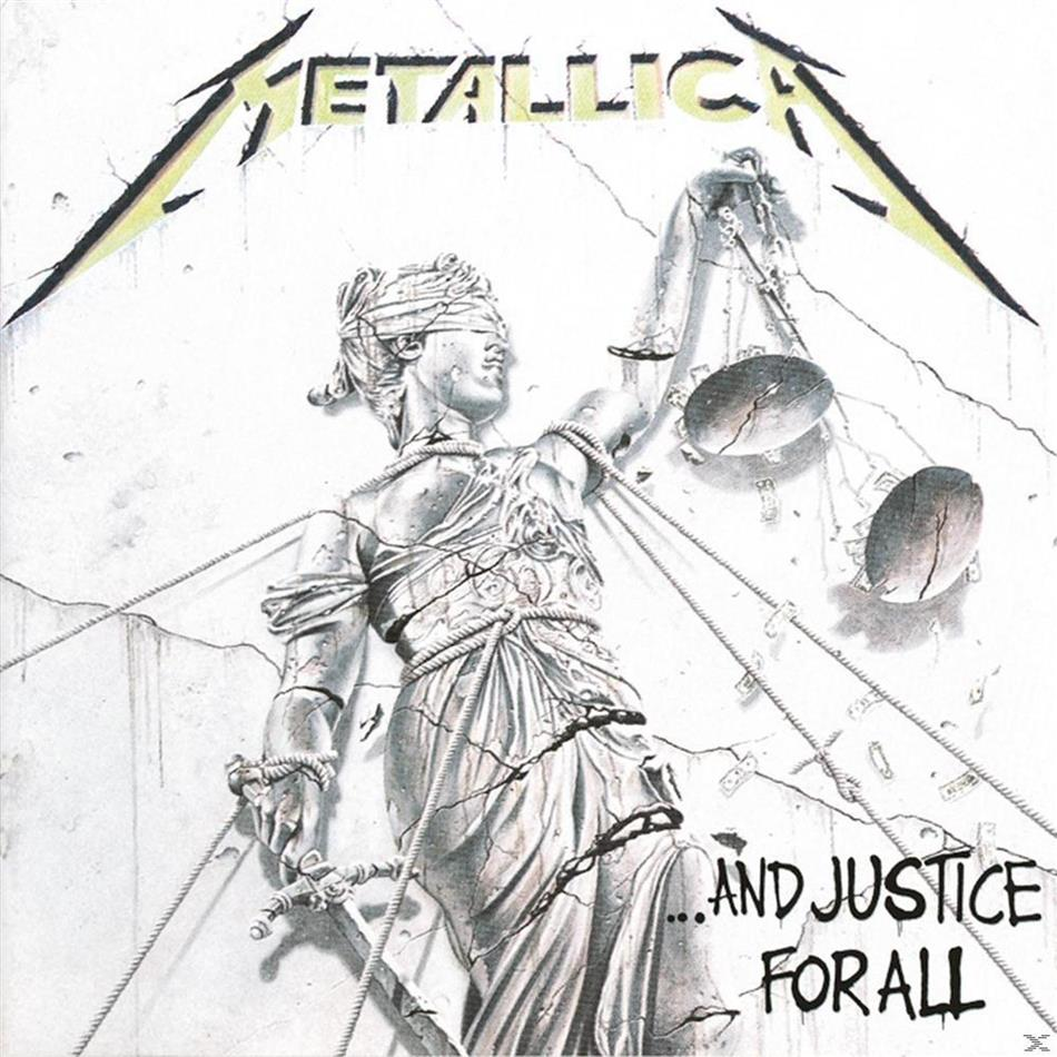 Metallica - And Justice For All (2018 Remastered, Deluxe Edition Boxset, 6 LPs + 11 CDs + 4 DVDs)