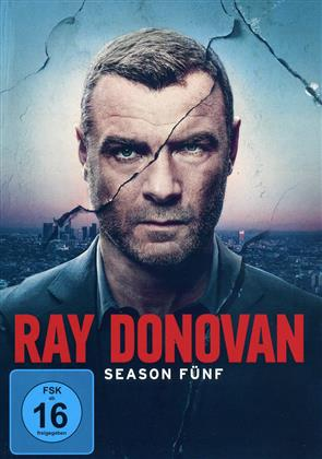 Ray Donovan - Staffel 5 (4 DVDs)