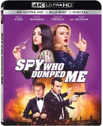 The Spy Who Dumped Me (2018) (4K Ultra HD + Blu-ray)