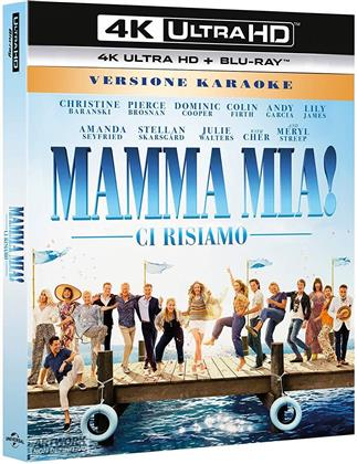 Mamma Mia! 2 - Ci risiamo (2018) (Karaoke Edition, 4K Ultra HD + Blu-ray)