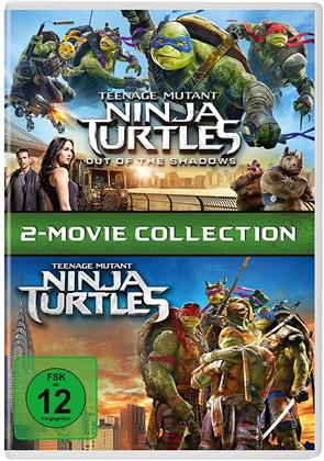 Teenage Mutant Ninja Turtles / Teenage Mutant Ninja Turtles 2 - Out of the Shadows
