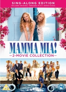 Mamma Mia! 1+2 - 2-Movie Collection (2 DVDs)