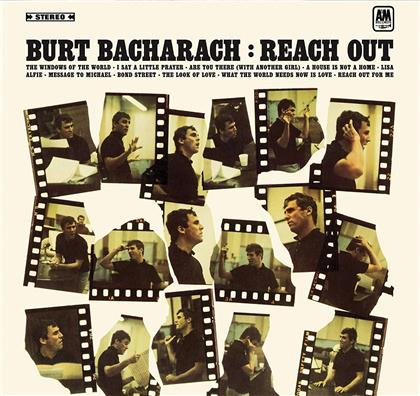 Burt Bacharach - Reach Out (2018 Reissue, Limited Edition, Remastered)