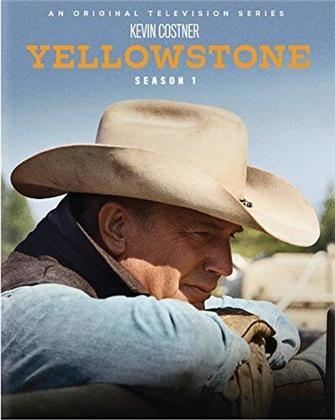 Yellowstone - Season 1 (3 Blu-rays)