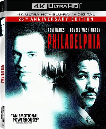 Philadelphia (1993) (25th Anniversary Edition, 4K Ultra HD + Blu-ray)