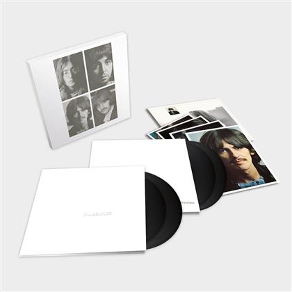 The Beatles - White Album - New Stereo Mix (50th Anniversary Edition, 2 LPs)