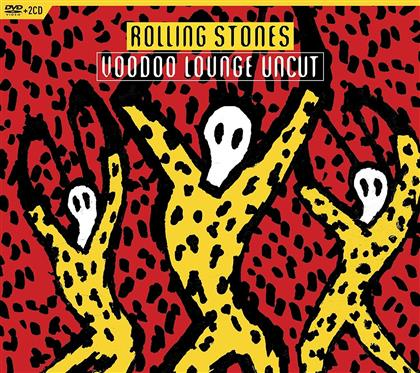 The Rolling Stones - Voodoo Lounge Uncut (2 CDs + DVD)