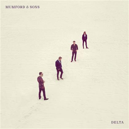 Mumford & Sons - Delta (Strictly Limited, Sand Vinyl, 2 LPs)
