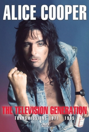 Alice Cooper - The Television Generation (Inofficial)