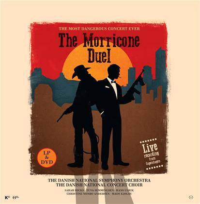 Sarah Hicks, Ennio Morricone (*1928) & Danish National Symphony Orchestra - Morricone Duel (Limited, LP)