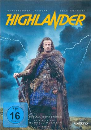 Highlander (1986) (Remastered, 2 DVDs)