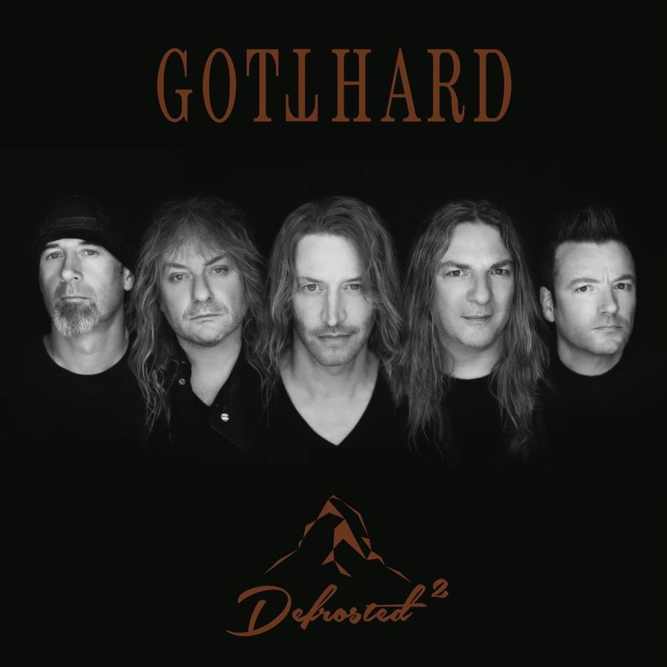 Gotthard - Defrosted 2 (Ecolbook, 2 CDs)