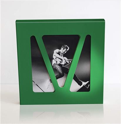 Vianney - Le Concert (Collector Vert, Strictly Limited, CD + DVD + Buch)