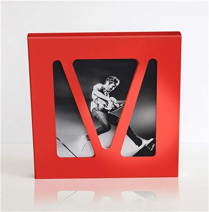 Vianney - Le Concert (Collector Rouge, Strictly Limited, CD + DVD + Buch)