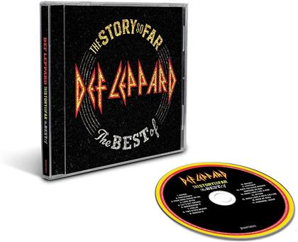 Def Leppard - The Story So Far...The Best Of Def Leppard
