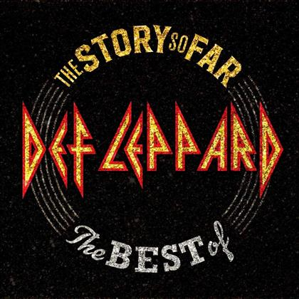 Def Leppard - The Story So Far...The Best Of Def Leppard (2 CDs)