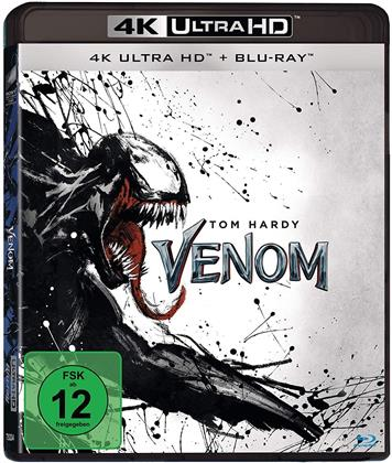 Venom (2018) (4K Ultra HD + Blu-ray)