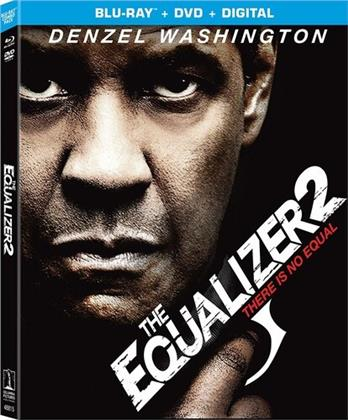 The Equalizer 2 (2018) (Blu-ray + DVD)