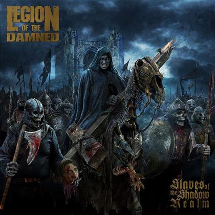 Legion Of The Damned - Slaves Of The Shadow Real (LP)
