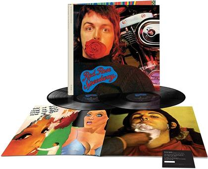 Wings (McCartney Paul) - Red Rose Speedway (2018 Reissue, Remastered, 2 LPs)