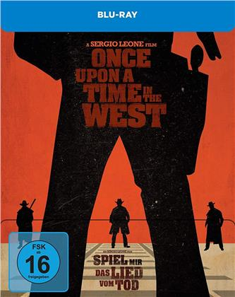 Once Upon a Time in the West - Spiel mir das Lied vom Tod (1968) (Limited Edition, Steelbook)
