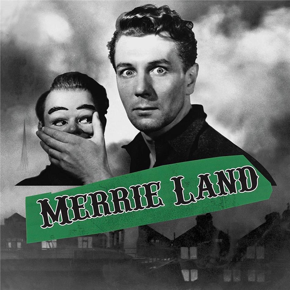 The Good The Bad & The Queen (Albarn/Simonon/Allen/Tong) - Merrie Land