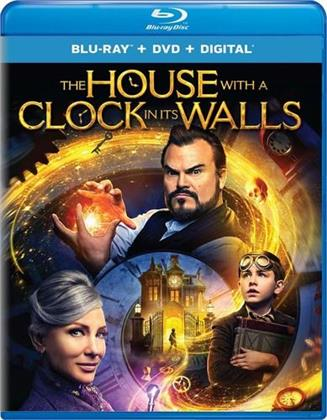 The House With A Clock In Its Walls (2018) (Blu-ray + DVD)