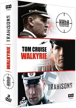 HHhH / Walkyrie / Trahisons (3 DVDs)