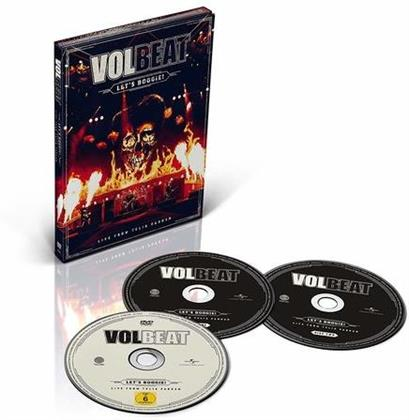 Volbeat - Let's Boogie (Live From Telia Parken)