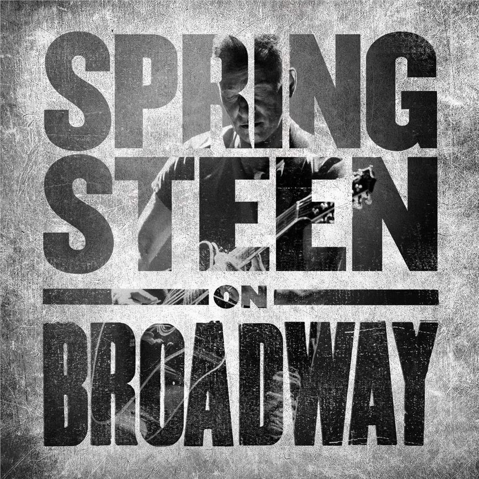Bruce Springsteen - Springsteen On Broadway (4 LPs)