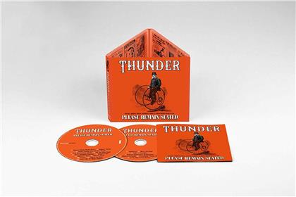 Thunder - Please Remain Seated (2 CDs)