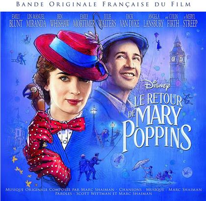 Le Retour De Mary Poppins - Mary Poppins Returns - OST (French Version)