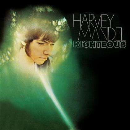 Harvey Mandel - Righteous (Limited, Remastered, LP)
