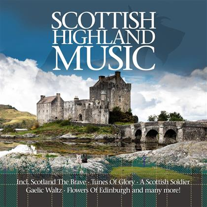 Scottish Highland Music (LP)