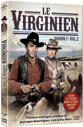 Le Virginien - Saison 7 - Vol. 2 (4 DVDs)