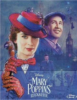 Mary Poppins' Rückkehr (2018) (Limited Edition, Steelbook)