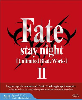 Fate/Stay Night: Unlimited Blade Works - Stagione 2 (Limited Edition Box, Digipack, 3 Blu-rays)