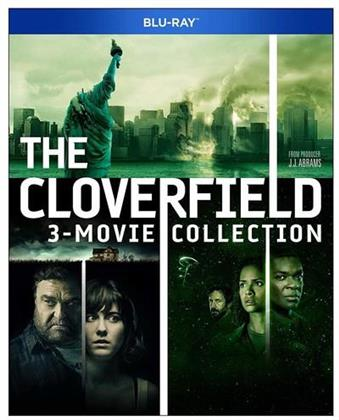 The Cloverfield 3-Movie Collection (3 Blu-rays)