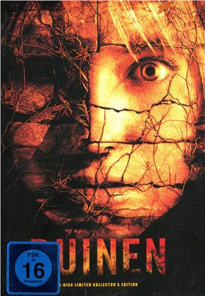 Ruinen (2008) (Cover D, Collector's Edition, Limited Edition, Mediabook, Blu-ray + DVD)