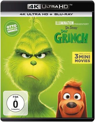Der Grinch (2018) (4K Ultra HD + Blu-ray)