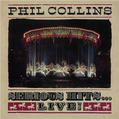 Phil Collins - Serious Hits - Live (2019 Reissue, 2 LPs)