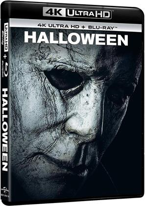 Halloween (2018) (4K Ultra HD + Blu-ray)