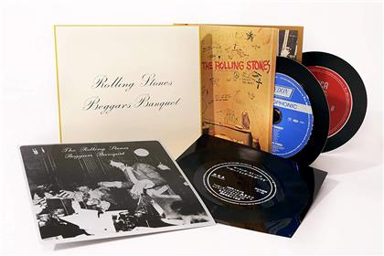 The Rolling Stones - Beggars Banquet (50th Anniversary Edition, Special Edition, Hybrid SACD + 2 CDs)