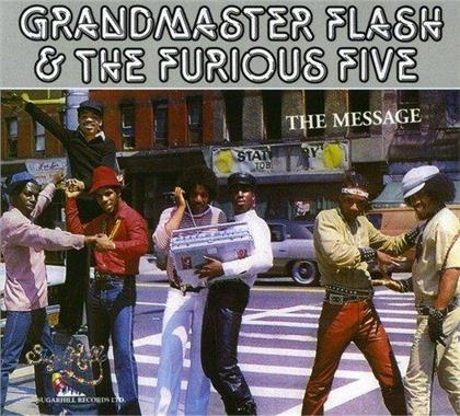 Grandmaster Flash - Message (2019 Reissue, 2 LPs)