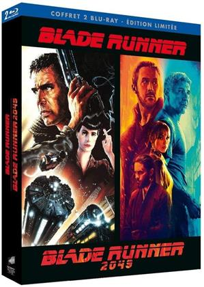 Blade Runner / Blade Runner 2049 (Limited Edition, 2 Blu-rays)