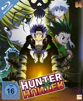 Hunter X Hunter - Vol. 4 (2011) (2 Blu-rays)