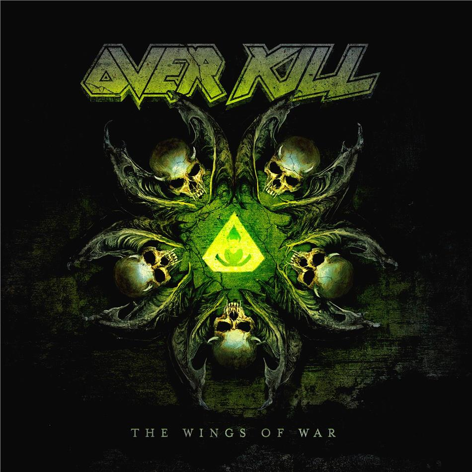 Overkill - The Wings of War (+ Bonustrack, Limited Edition)